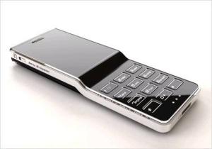 Handphone Black Diamond